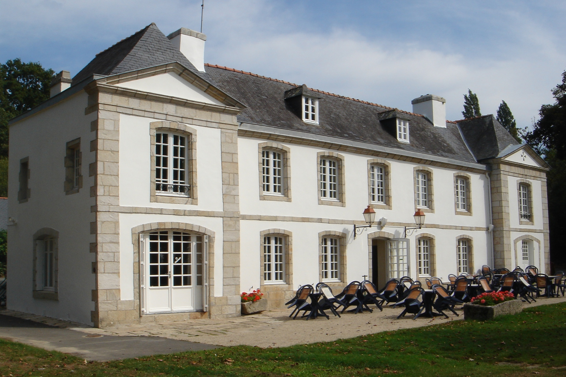Manoir du Mesmeur, golf de Cornouaille, La Forêt-Fouesnant
